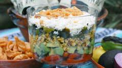 Fire Roasted Corn Summer Salad