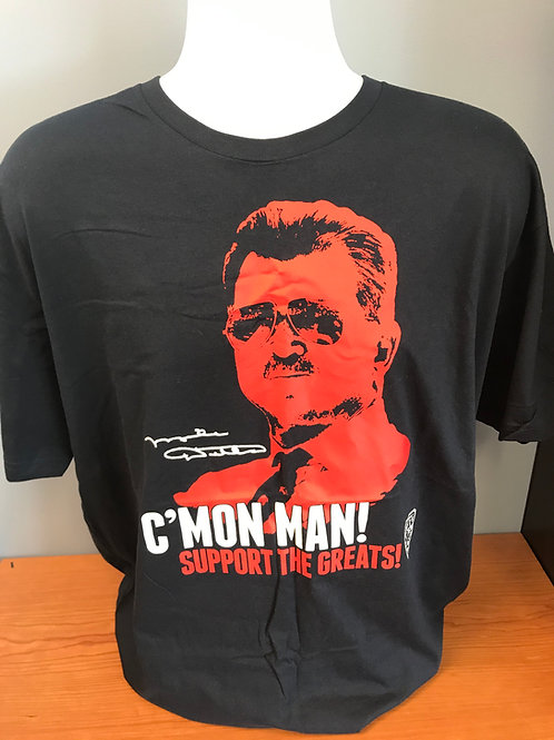 "Ditka Blue ""C'mon Man"" Shirt"