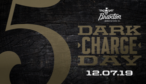 Braxton Brewing Announces Return of its Fifth Annual Dark Charge Day