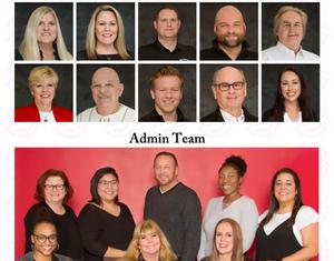 ASB Team Team Members