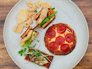 pork rind gluten free flat bread pizza dough