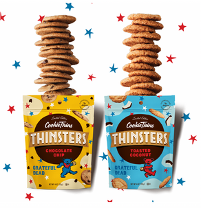 THINSTERS Partners with GRATEFUL DEAD