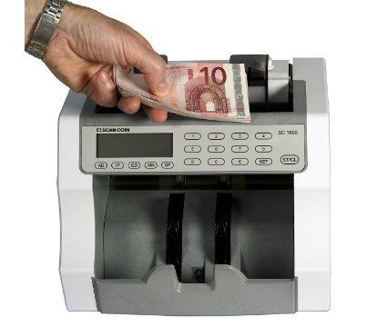 SC 1600 UV Note Counter