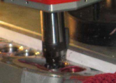 Serdi Ventilsitzfräsmaschine, Einlaß Ventil