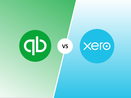 QuickBooks vs Xero - comparing cloud-based accounting software