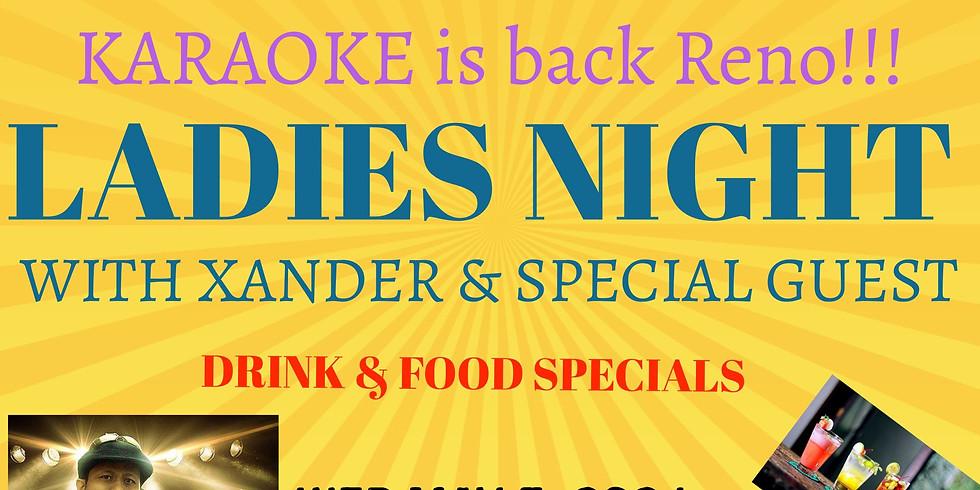 "Ladies Night ""Karaoke"""