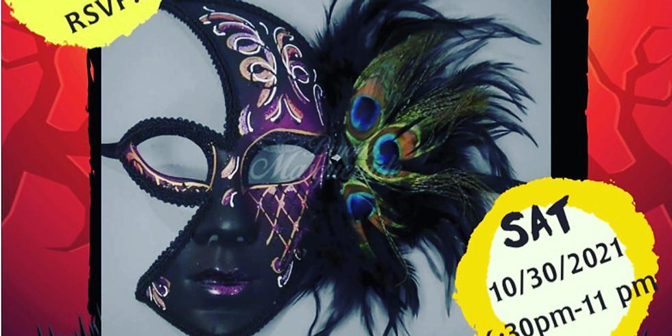 Singles Masquerade Bash