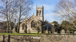 Marnhull Church
