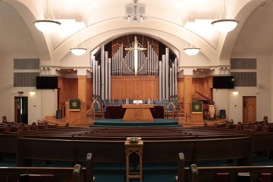 Ponca City First United Methodist Church