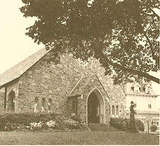 olf pic front of church.png