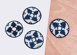 Coasters_MadeTrade_kazi-blue-night-kwize