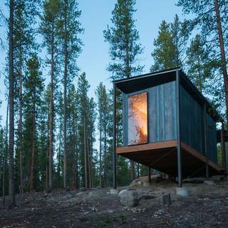Micro Cabin #8, Leadville CO