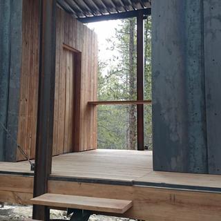 Micro Cabin #14, Leadville CO