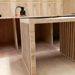 Custom Furniture Design & Fabrication