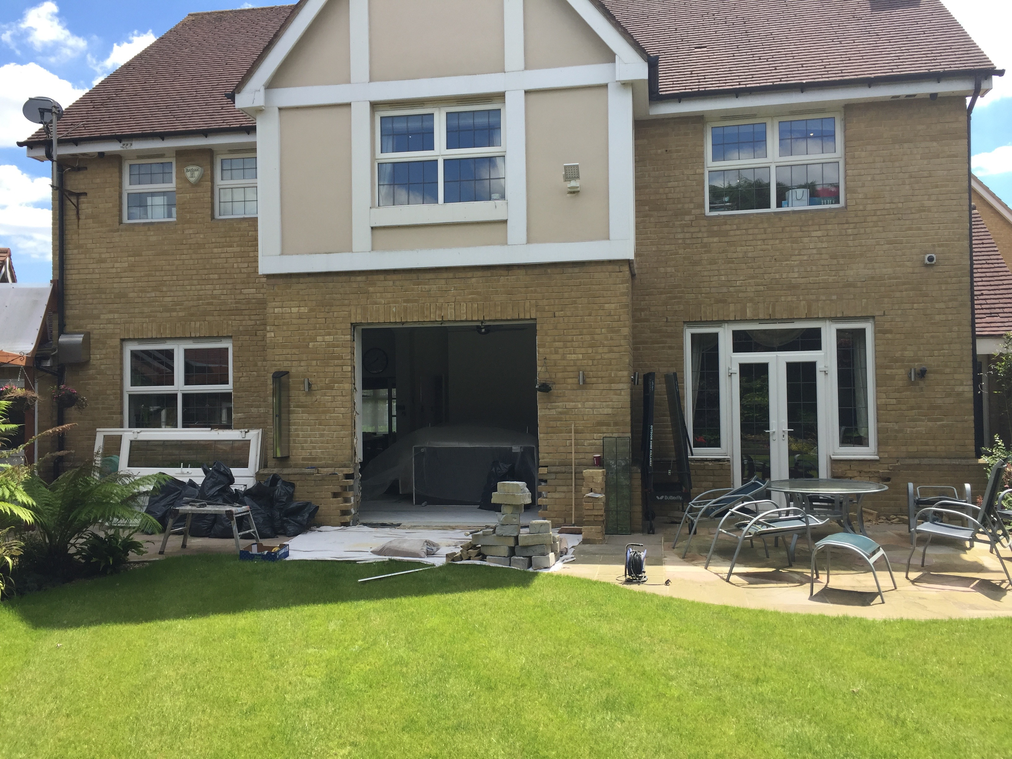 COMPLETE HOUSE REFURBISHMENT PROJECT