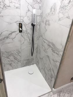 Wet room by Property Refurbishment London