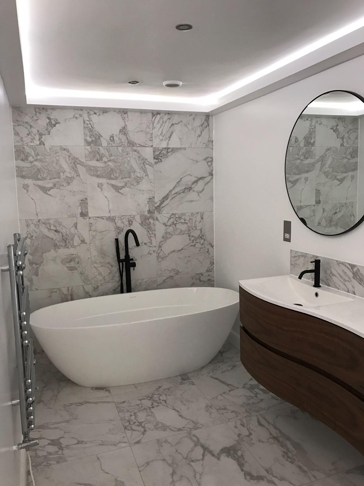 London bathrooms
