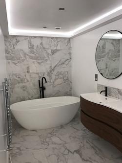 London bathrooms by Property Refurbishment London