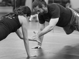 6 Razones Para Aprender Artes Marciales Después De Los 40!