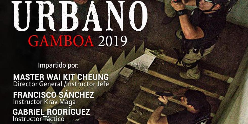Bootcamp Urbano de Krav Maga - GAMBOA 2019