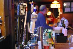 The Bar is Full
