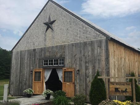 A Maine Barn Wedding