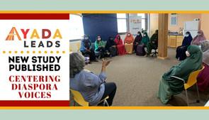 New Study Published Centering Diaspora Voices
