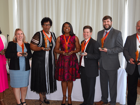 Kelli E. Caulfield among winners at Hands on Birmingham's 3rd Annual IGNITE Awards.