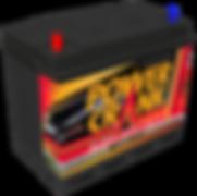 Powercrank N70ZZM Battery