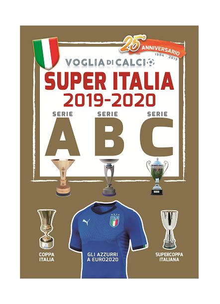 SUPER ITALIA - Calendario 2019-20