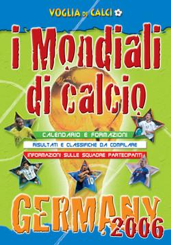 MONDIALI DI CALCIO - Germania 2006
