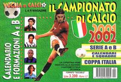 TASCABILE 2001-2002