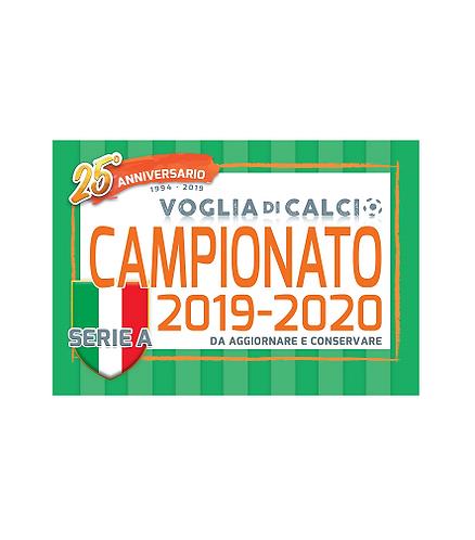 FORMATO TASCABILE - Calendario 2019-20