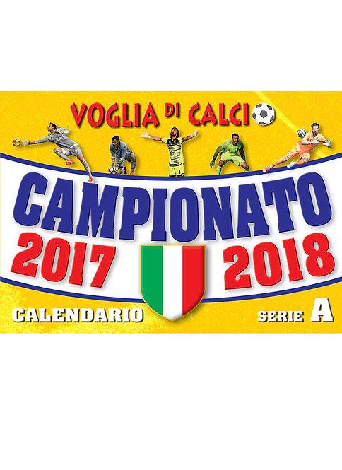FORMATO TASCABILE - Calendario 2017-18