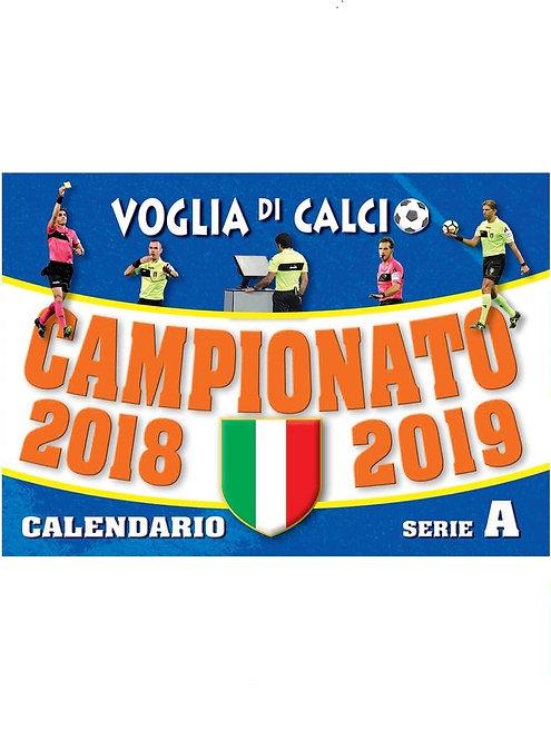 FORMATO TASCABILE - Calendario 2018-19