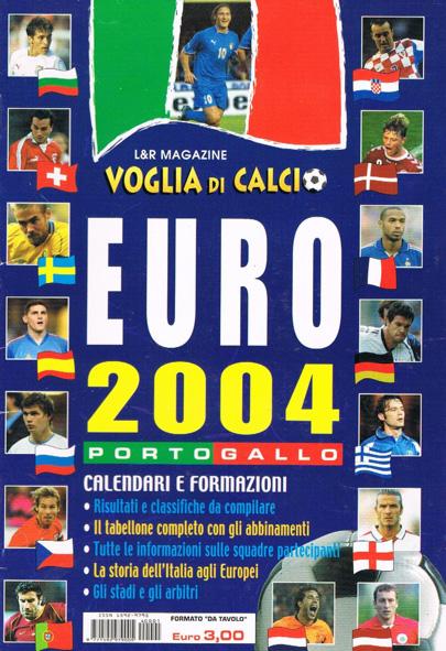 EUROPEI DI CALCIO - Portogallo 2004