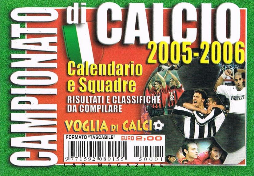 TASCABILE 2005-2006