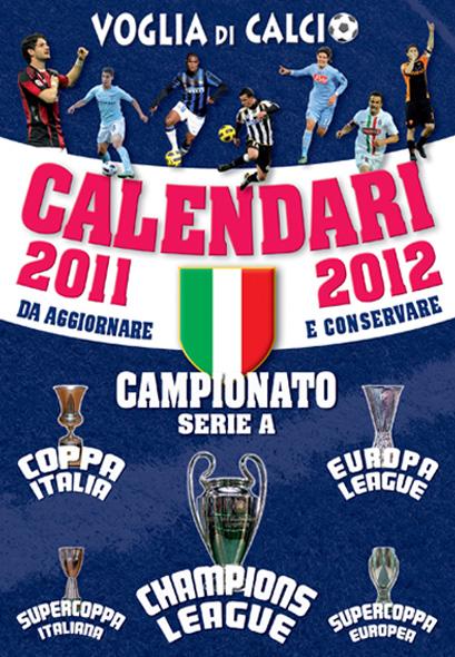 CALENDARIO DA TAVOLO 2011-2012