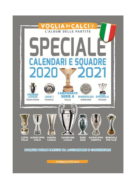 SPECIALE VOGLIA DI CALCIO - Calendario 2020-21