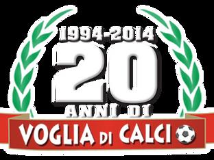 20 Anni di Voglia di Calcio
