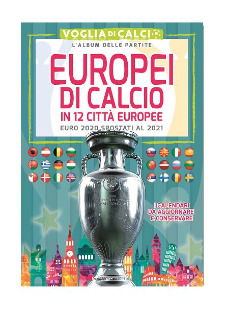 EUROPEI DI CALCIO - Formato da tavolo
