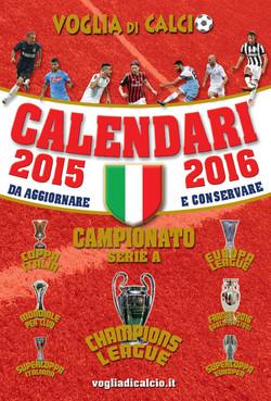 CALENDARIO DA TAVOLO 2015-2016