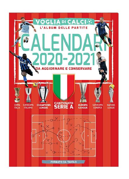 FORMATO DA TAVOLO - Calendario 2020-21