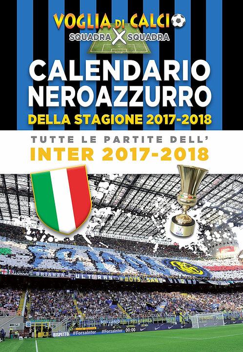 I calendari 2017-18 dell'Inter