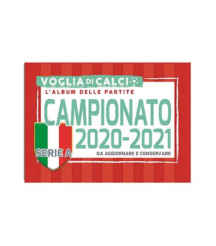 FORMATO TASCABILE - Calendario 2020-21