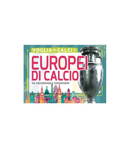 EUROPEI DI CALCIO - Formato portafoglio