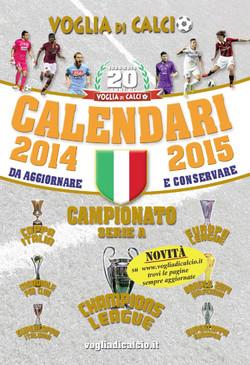CALENDARIO DA TAVOLO 2014-2015