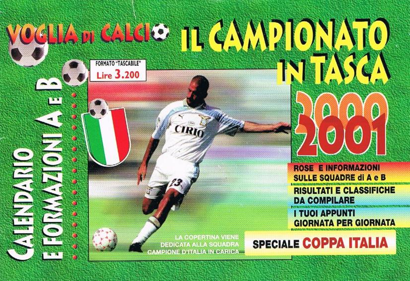 TASCABILE 2000-2001