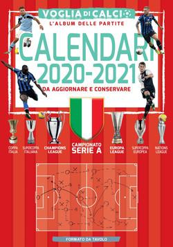 CALENDARIO DA TAVOLO 2020-2021