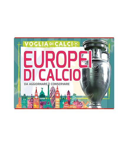 EUROPEI DI CALCIO - Formato tascabile